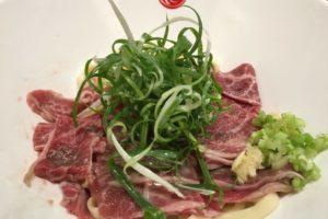 台北のおすすめ牛肉麺:品川蘭の湯霜無骨牛小排麺