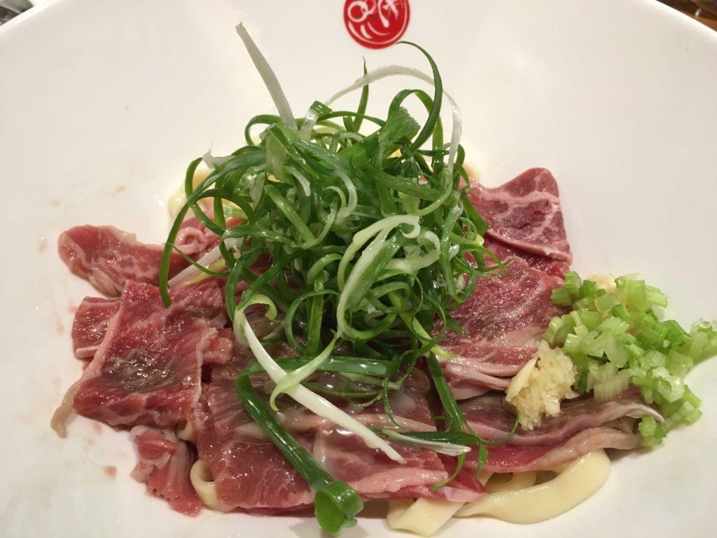 台北推薦的牛肉麵:品川Shin之湯無骨牛肉麵