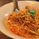 Chiang Mai Lokale Küche Khao Soi
