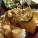 中華料理 祥来の赤鬼麻婆豆腐 ご飯と一緒に