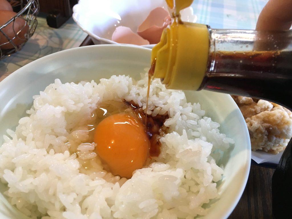 弁天の里:ノーマルの醤油