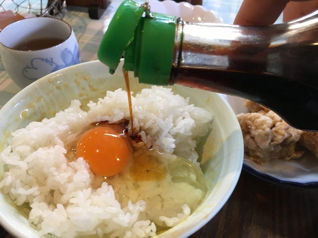 弁天の里:山椒風味の醤油