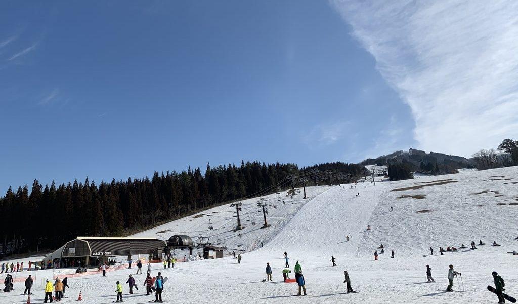 スキージャム勝山ゲレンデ