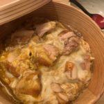 活地鶏料理ひないやの比内地鶏親子丼