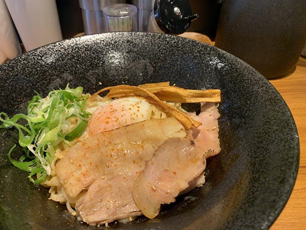 Japaneseまぜ麺MARUTAのまぜ麺