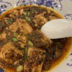 中国菜-大鵬の牛肉麻婆豆腐