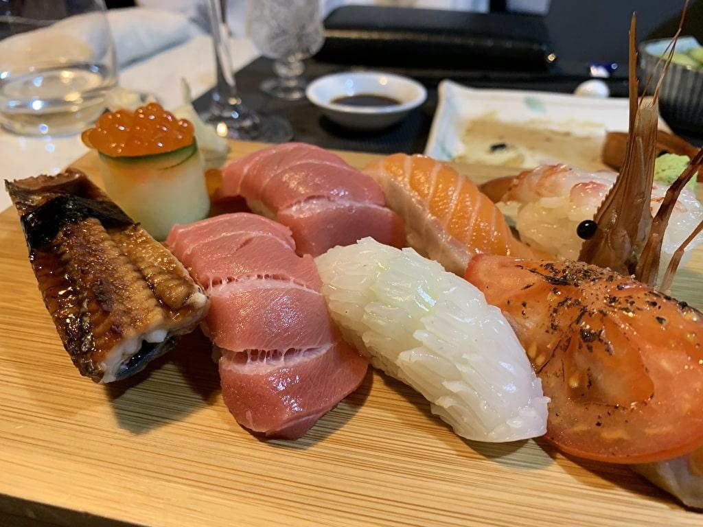 Ulaanbaatar Sushi Hiro Sushi 1 porción