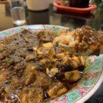オリンピック飯店の四川麻婆丼実食