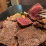 マルゲリータキッチンの680gデカ盛りステーキ実食