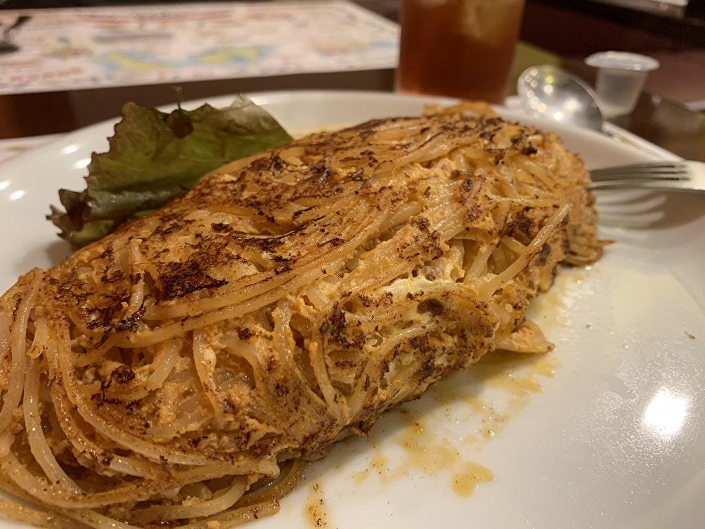 Frittata aus Ginza Scheveningen