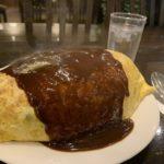 Grilled treasure of Dobi sauce omelet rice