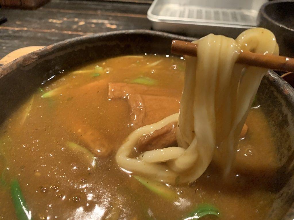 山元麺蔵の京カレーうどん実食