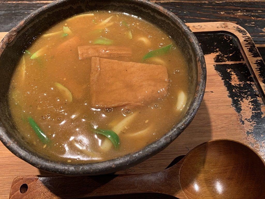 山元麺蔵の京カレーうどん