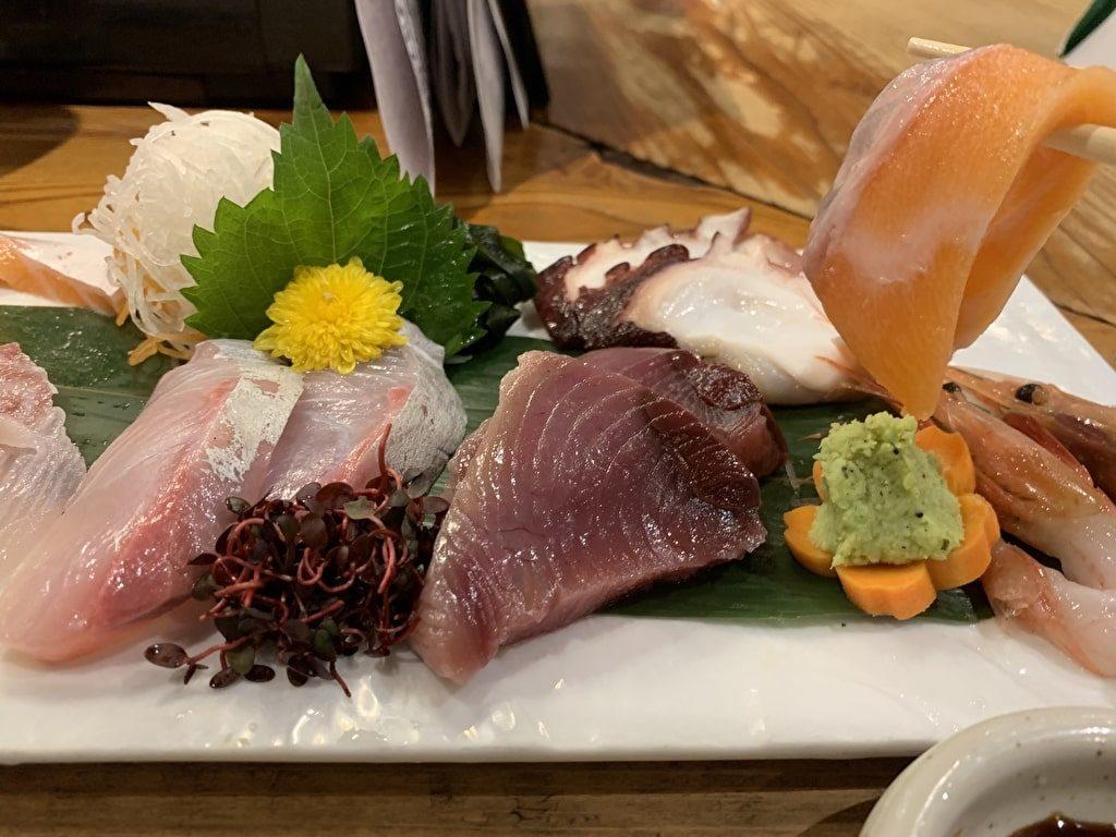Sake gourmet Ruyi 7 comidas de gran valor