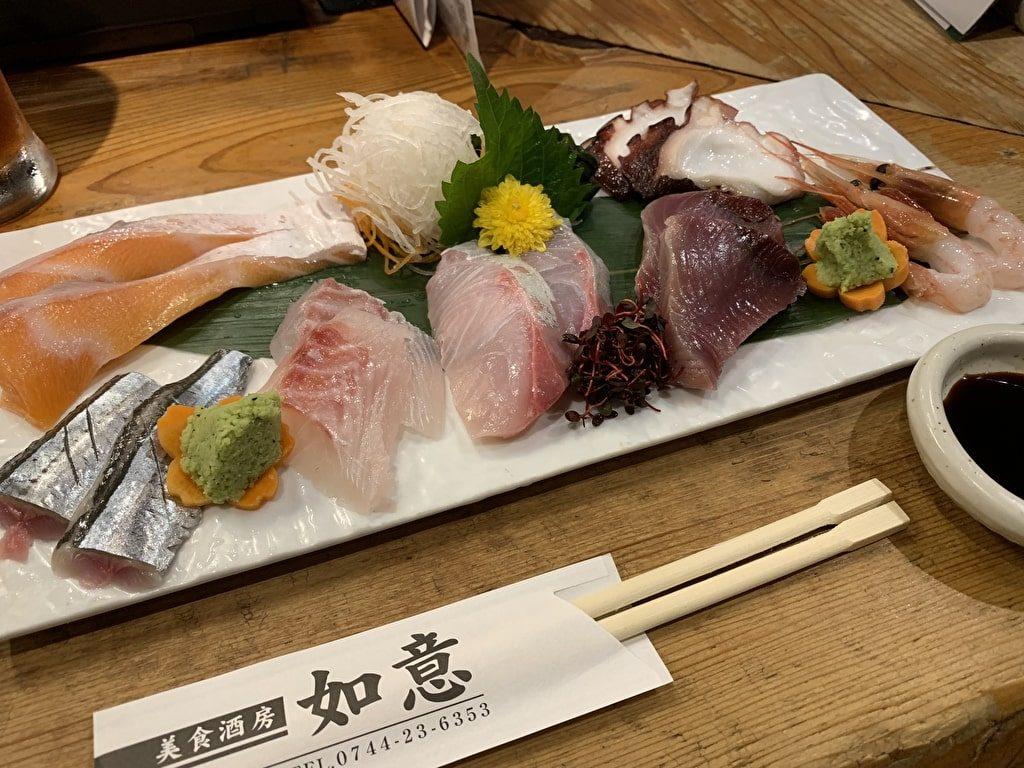Sake Gourmet Ruyi's 7 Grandes Ofertas
