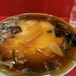 蓬莱サンモール店の天津丼