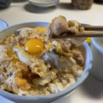 Toriiwaro Oyako-don มื้ออาหารจริง