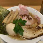 Naniwa Menjiro's Golden Shell Ramen