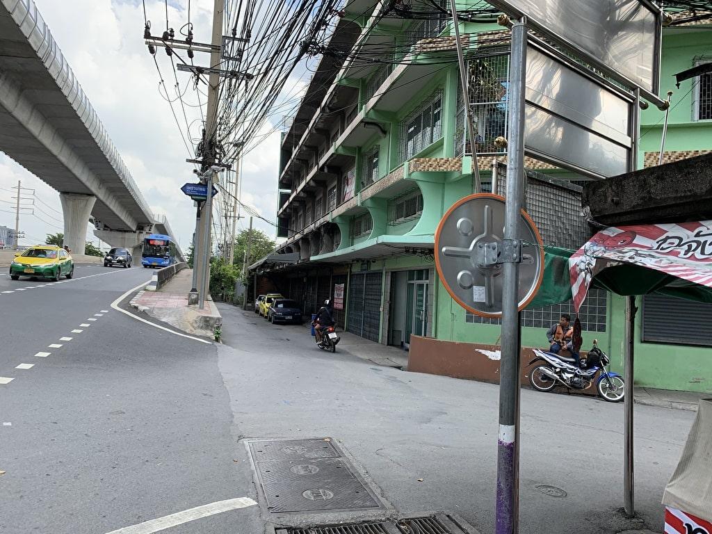 ¿Cómo llegar a Wat Pak Nam 1