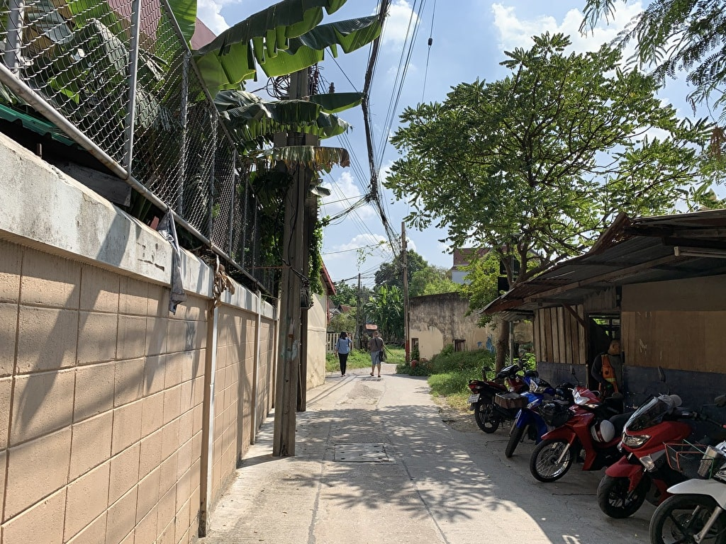 ¿Cómo llegar a Wat Pak Nam 3