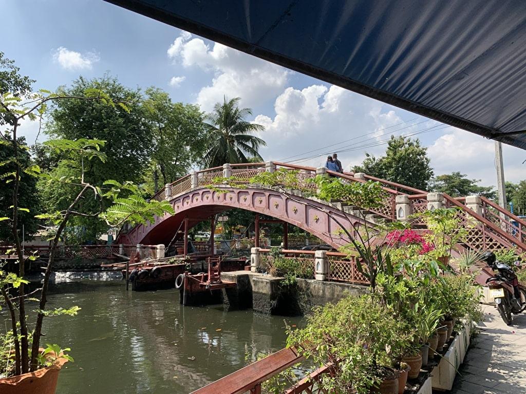 Bagaimana menuju ke Wat Pak Nam 5