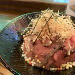 佰食屋肉寿司専科の肉茶漬け