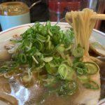 Kedai Utama Honke Daiichi Asahi Takabashi Ramen Meal