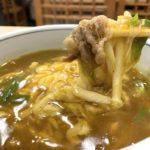Okarus Käsefleisch Curry Udon echtes Essen