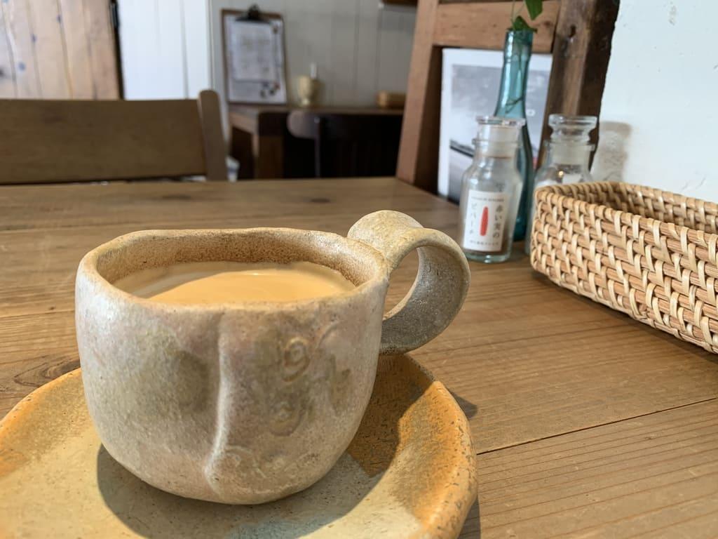 ピパーチキッチンの沖縄セラードコーヒー