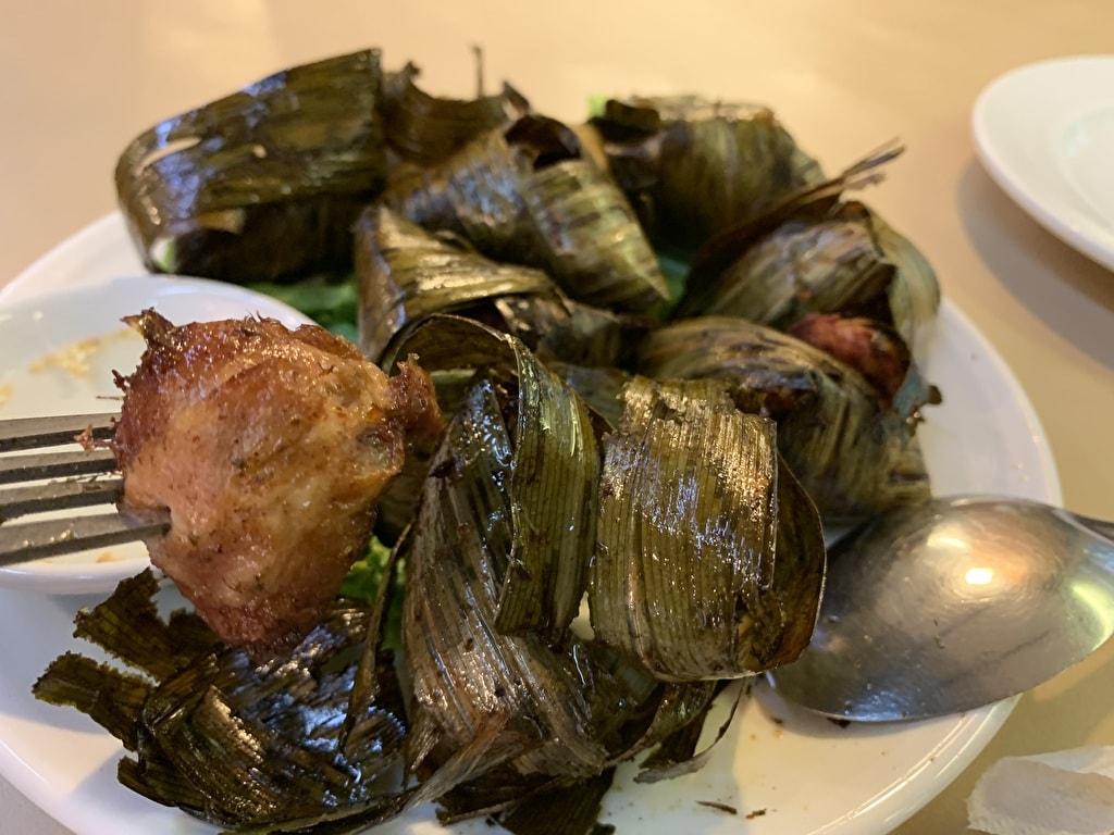 ワナカーム鶏肉バイトゥーン包み揚げ実食