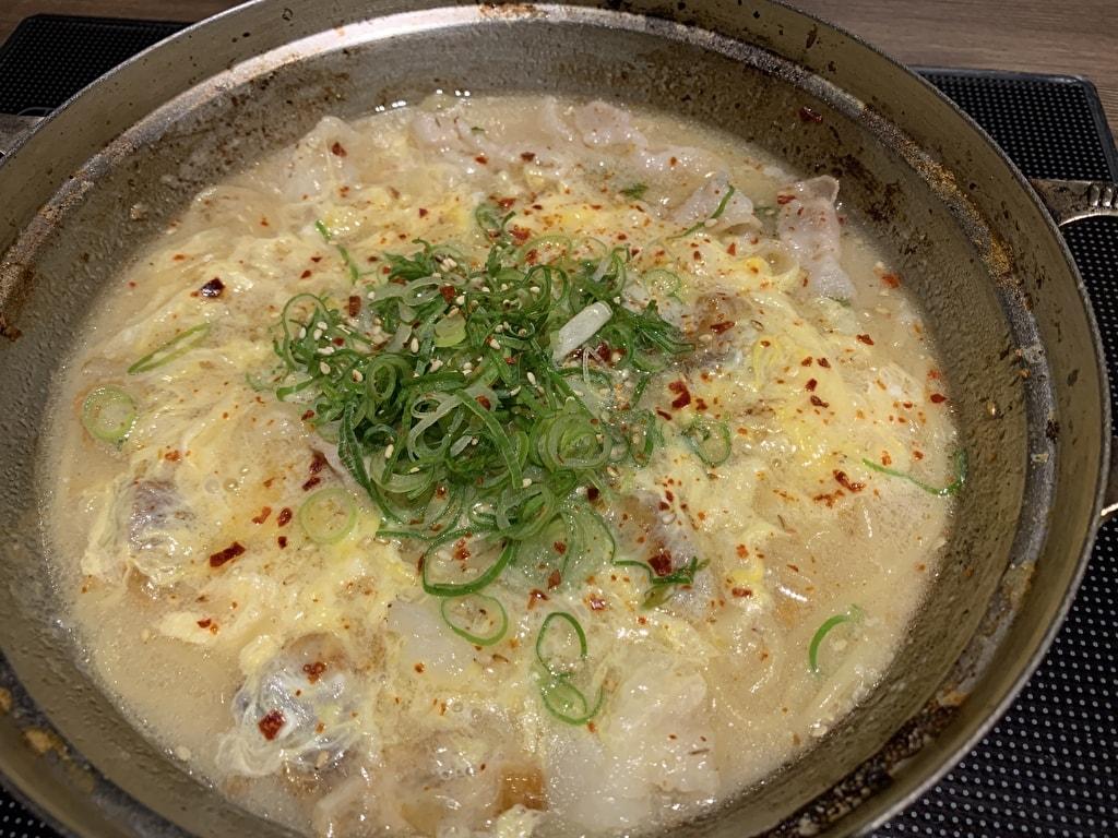 秀寅幕府の麺