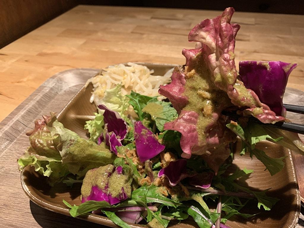 都野菜賀茂の朝食実食