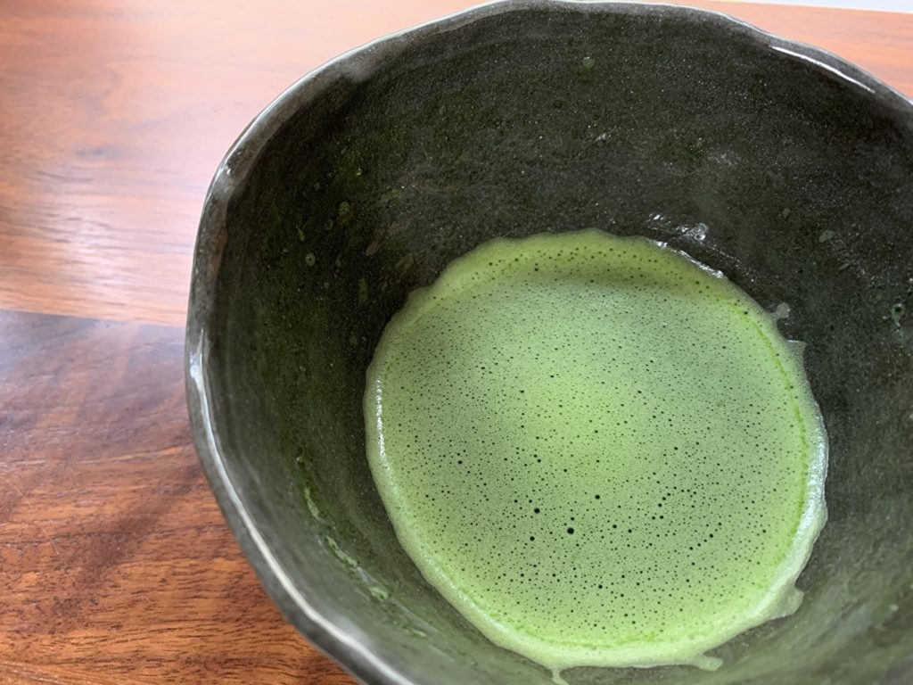 中村軒の抹茶