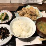 Repas de poulet frit au poulet du restaurant Marusin