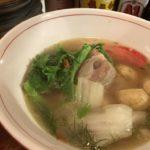 マンボ飯店の肉骨茶(バクテー)