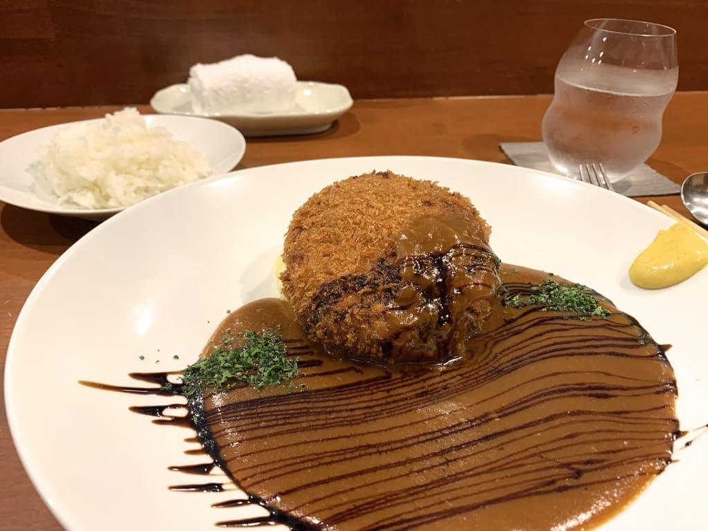 Restorante Noro Menchi-katsu
