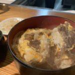 Kamogawa Takashi Omi beef bowl real meal