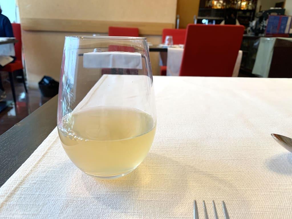 Minuman pektin restoran Yamazaki