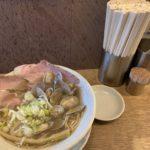 Yako's shellfish soba