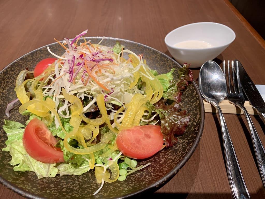 ムッシュいとうのグリーンサラダ