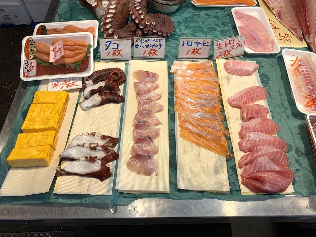 青森魚菜センタートロマグロ