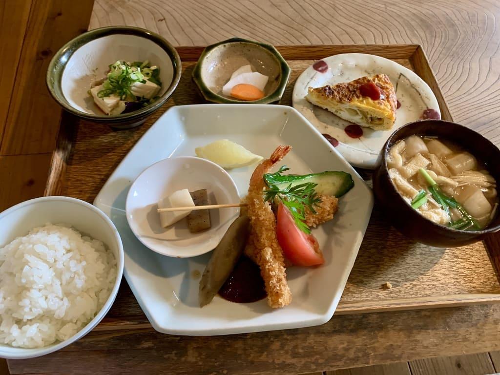 AIDA daily set meal