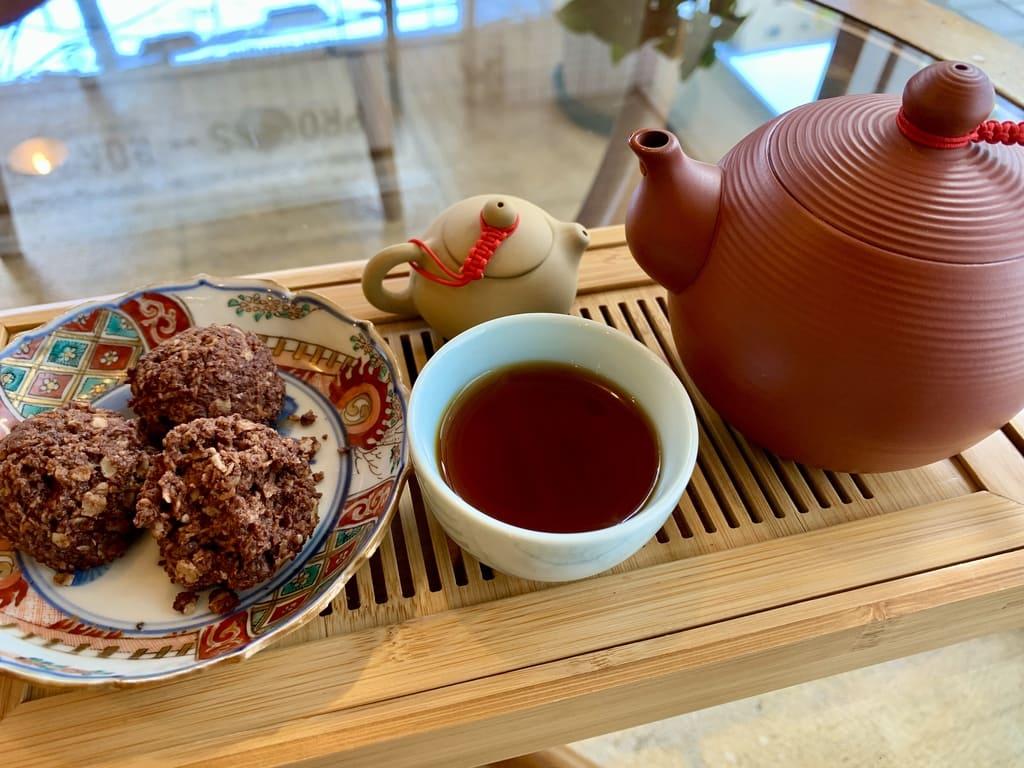 Goodman Roaster Kyotoの台湾阿里山コーヒー実食