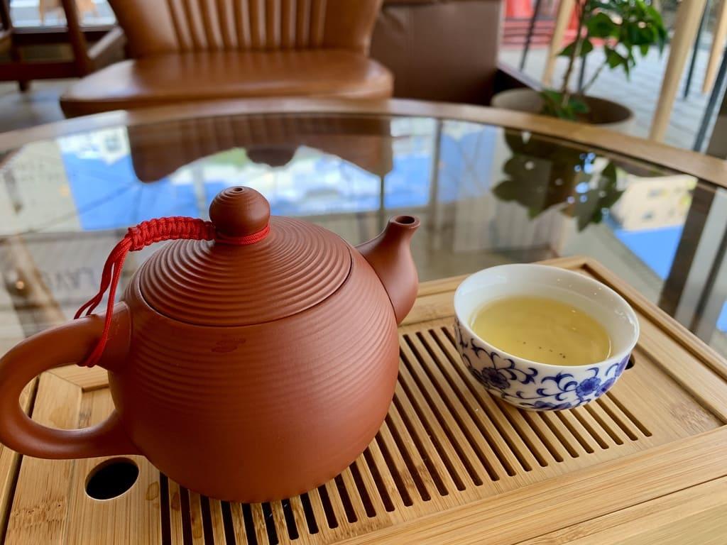 Goodman Roaster Kyotoの台湾阿里山高山茶実食