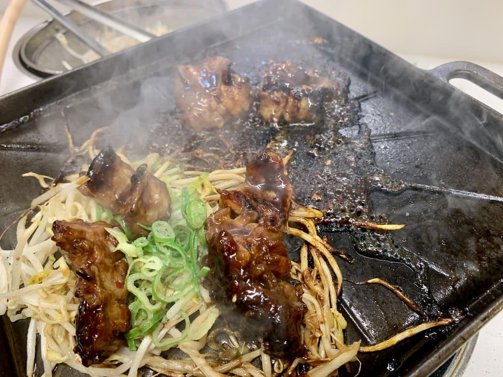 ホルモン千葉黒ダレ実食