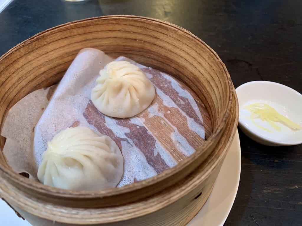 魏飯夷堂の上海小籠包