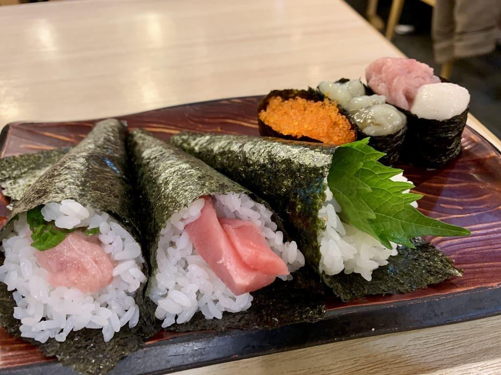きづなすし食べ放題実食5