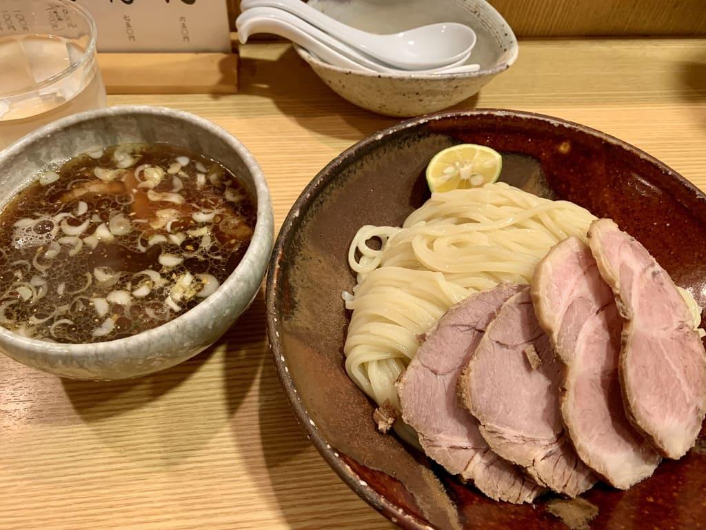 山崎麺二郎のつけめん