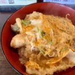 天ぷら大吉の天丼大盛り