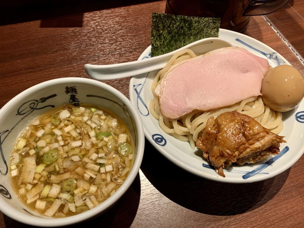 麺屋武蔵の武蔵つけ麺